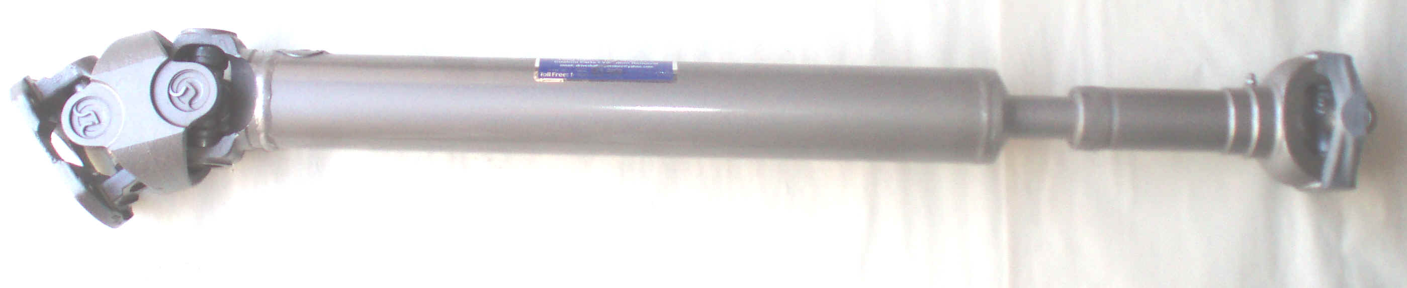 Custom Chevy Drive Shafts 1976 1 2 Ton Lifted Front Half 1310 Or Gmc Lifts 8 And Below